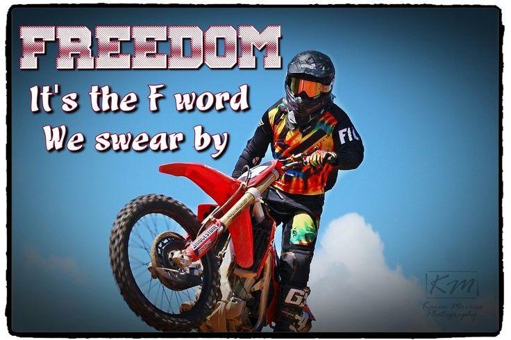 Richard - Motocross Quote