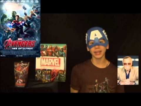 Film Review: Marvel's The Avengers - Age of Ultron by KIDS FIRST! Film Critic Keefer B. #Marvel #TheAvengers #AgeofUltron
