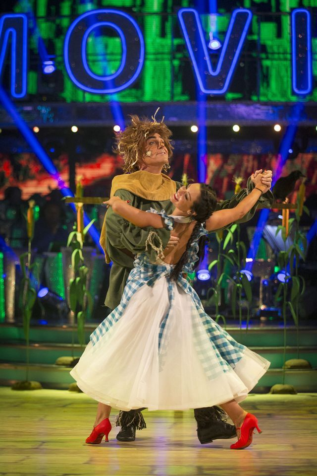 Strictly Come Dancing 2017 - Week 3 Brian and Amy American Smooth