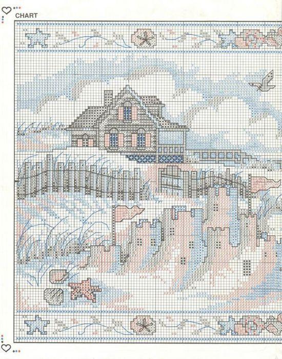 † Cross Stitch Pattern: Little OrOi: Naver Blog