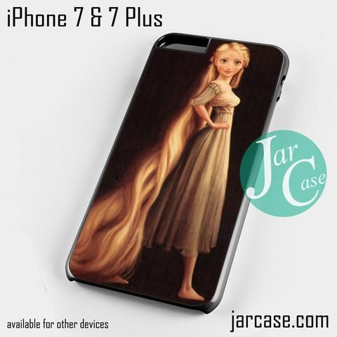 rapunzel vintage Phone case for iPhone 7 and 7 Plus