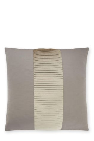 Buy Luxury Pleated Velvet Cushion from the Next UK online shop