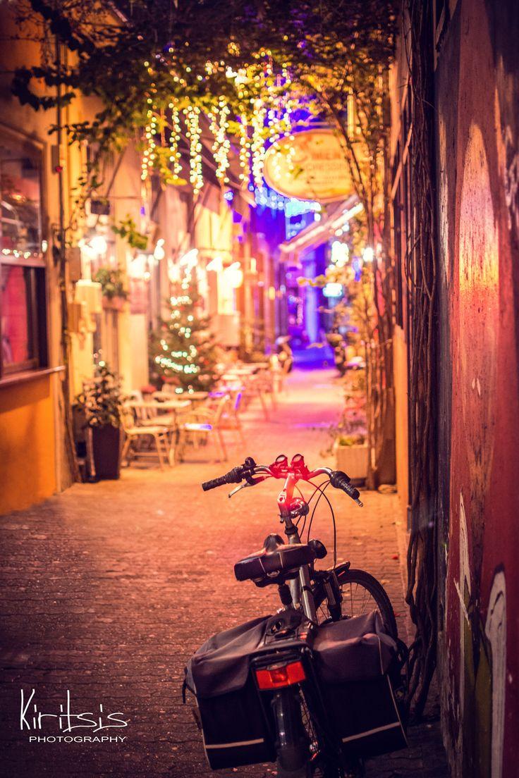 Christmas in Larissa, Greece