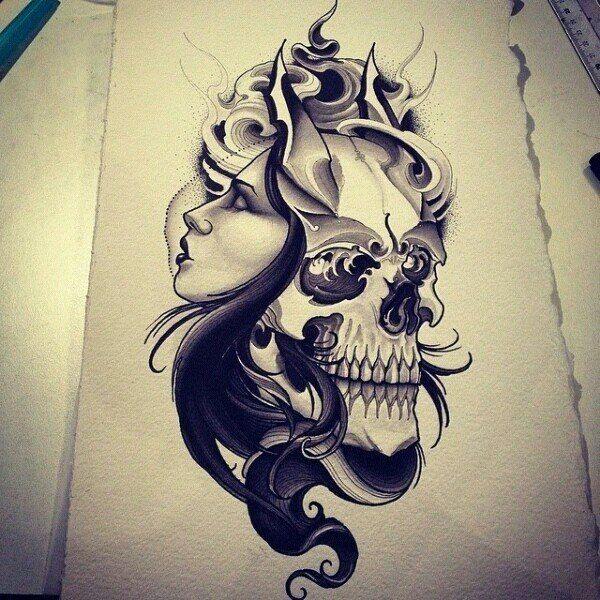 Zoey Tattoo Ideas: Пин от пользователя Roman Sidyakin на доске Art