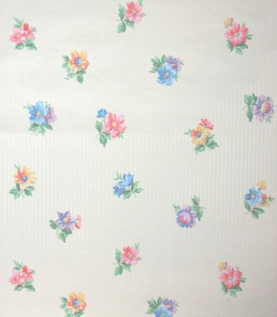 pastel floral wallpaper these - photo #25