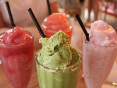 7 Smoothies that Aid in Weight Loss  Did you know there are a ton of smoothies that aid in weight loss? I had no idea that there were so many  and that such a lot of them were .