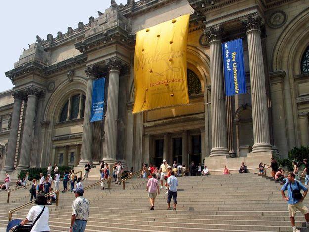Metropolitan Museum of art in NYC #AerieFNO