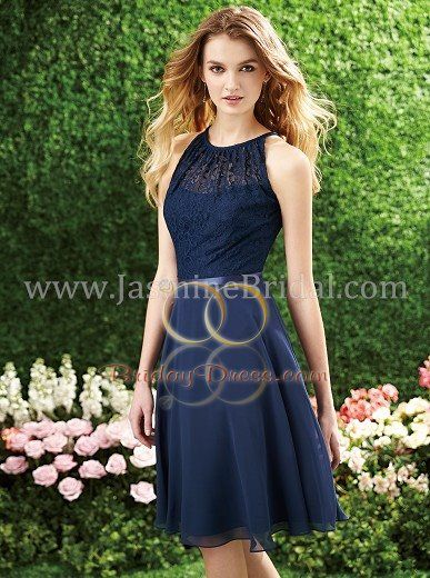 JS-B153052 Inspired by Jasmine 2014 B2 Bridesmaids Dress B153052