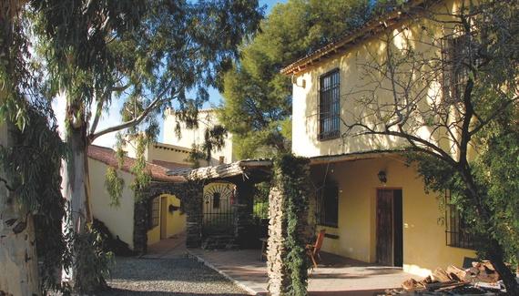 My Grandpa's place, home from home - Cortijo de la Jarilla Andalusia #spain