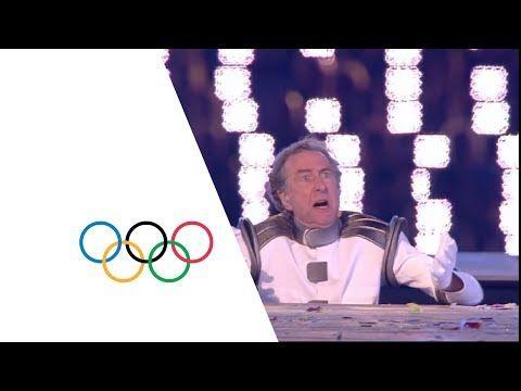 Monty Python's Eric Idle - London 2012 Performance - YouTube