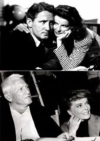 Katherine Hepburn and Spencer Tracy - Their chemistry was something to see - MAGIC!