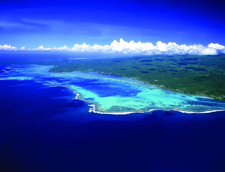 Shots in and around Samoa! There's a reason we're called the Treasured Islands of the South Pacific.