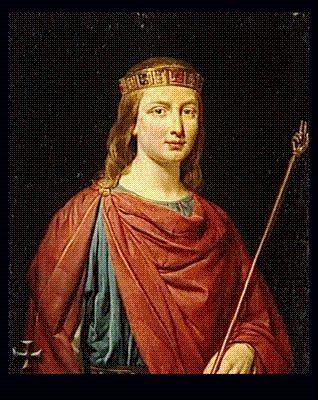 Clovis III - Mérovingiens - Les rois de France -Clovis III est le roi des Francs d'Austrasie de 675 à 676.