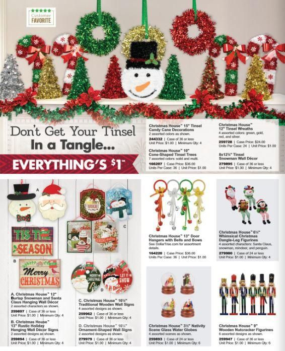 Dollar General Black Friday Deals 2020 Best Black Friday Offers Dollar Tree Store Chrismas Decorations Dollar Tree Christmas