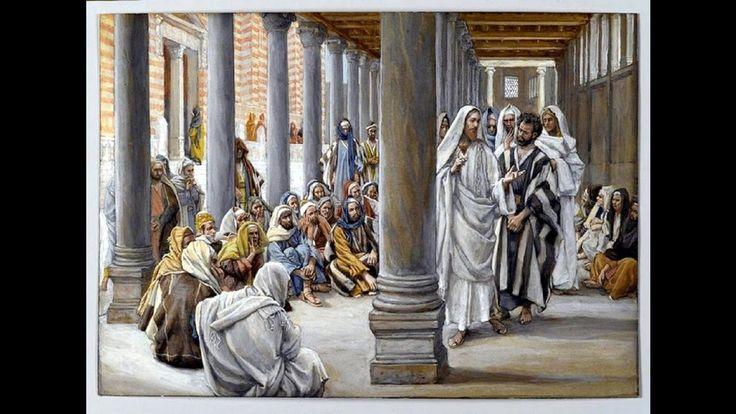 Evangelio del dia y comentario (Lc 12, 1-7) En aquel tiempo, se reunieron miles de personas, hasta el punto de atropellarse unos a otros. Jesús comenzó a decir, dirigiéndose primero a sus…  https://www.youtube.com/watch?v=PbFKzmqmXYg&feature=youtu.be