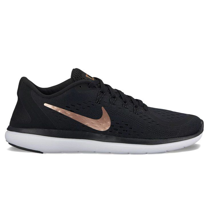 Nike Flex 2017 Rn Running Shoes Black Running Shoes Nike Women Running Shoes