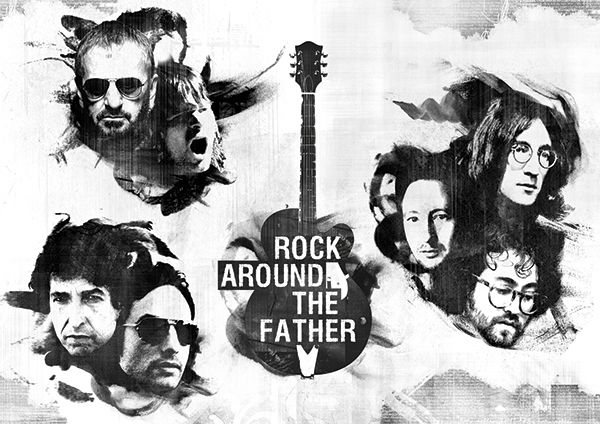 Rock Around The Father on Behance