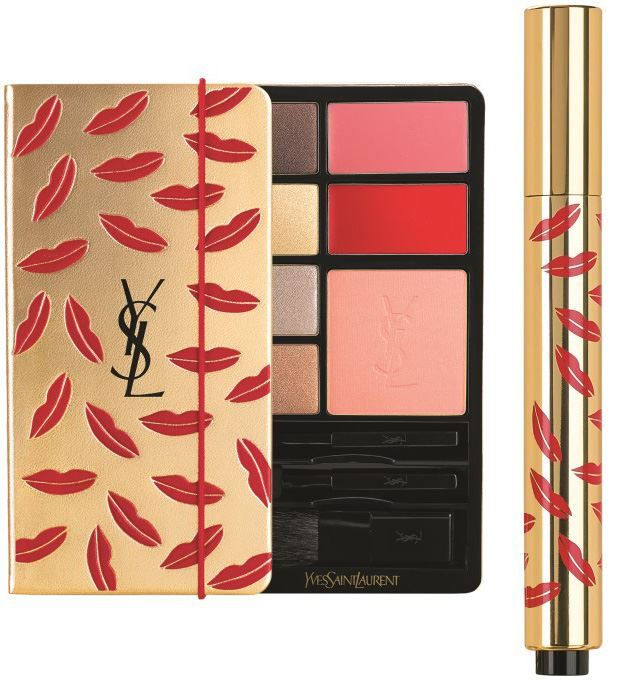 Thousands of ideas about YSL Kiss and Love Holiday 2015 Collection ...
