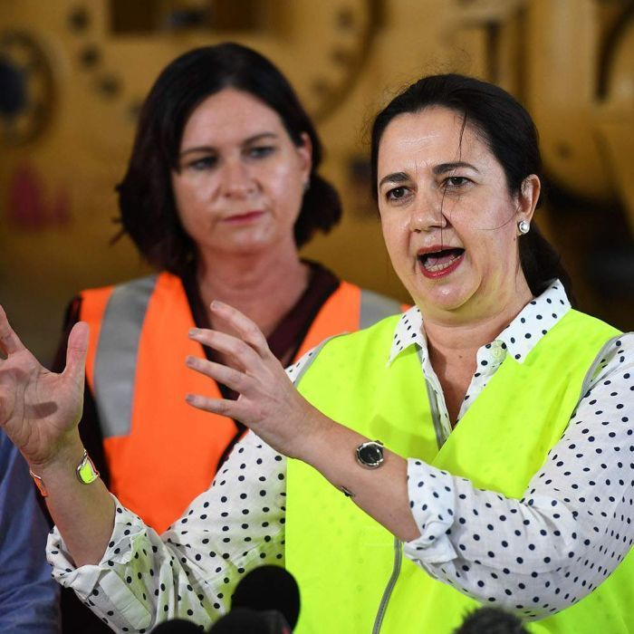 Queensland election Premier says she's the underdog but poll has Labor in pole position - ABC Online #757Live