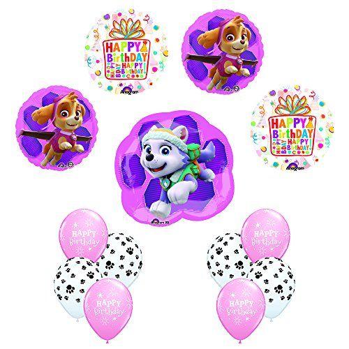 PAW PATROL SKYE & EVEREST Birthday Balloons Decoration Pa... https://www.amazon.com/dp/B01IAOHFBY/ref=cm_sw_r_pi_dp_x_UFFRxb8FFQQSQ