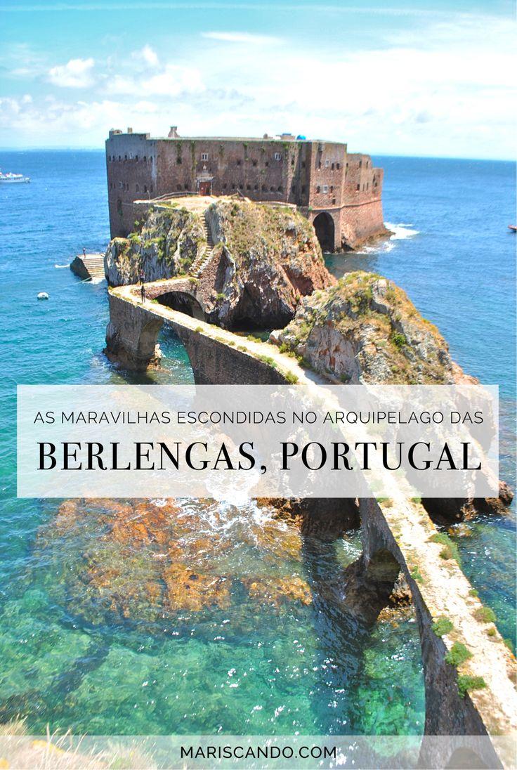 As maravilhas escondidas no Arquipélago das Berlengas, Portugal
