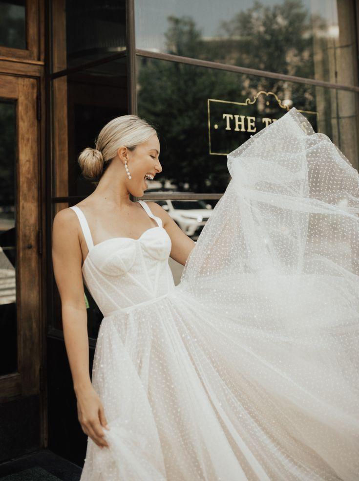 By Watters Lynette Gown Making A Wedding Dress Wedding Dresses Modern Wedding Dress