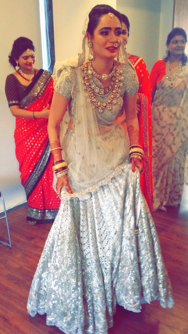 Anamika khanna customised