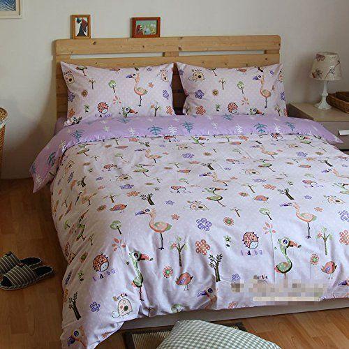 LELVA Cartoon Boys Bedding Set Print Bedding Set Cotton Ocean Sailing Bedding Children's Duvet Cover set Twin Full (Full, Fitted Sheet) //Price: $66.03 & FREE Shipping //     #bedding