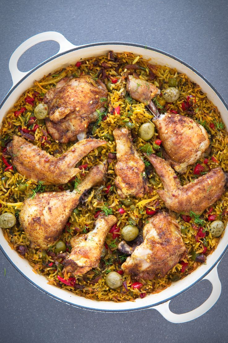 Nord-Afrikansk trekkfugl rett i gryta I dag lager du verdens enkleste og beste marokkanske kyllinggryte med rispilaff! One pot for hverdags og fest og tar kun 30 min i ovnen. Spicy og smakfull. http://www.gastrogal.no/marokkansk-kyllinggryte-rispilaff/