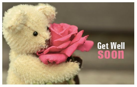 A #Cute #GetWellSoon #Ecard to wish your ailing loved ones a speedy recovery. It's sure to make them feel better. www.123greetings.com