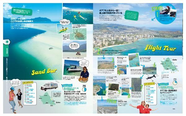 【ポイント1】オアフ島を遊び尽くす! 魅惑のアクテビティを厳選