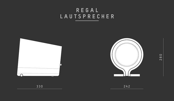 L242 Regallautsprecher Dimensionen Vonschloo