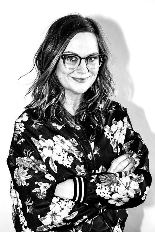 Amy Poehler at Vulture Festival 2016.