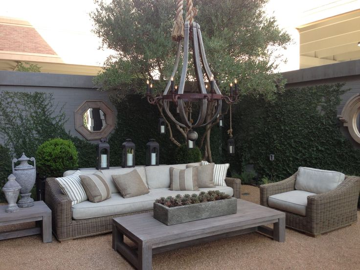 Image Result For Restoration Hardware, Restoration Hardware Look Alike Outdoor Furniture