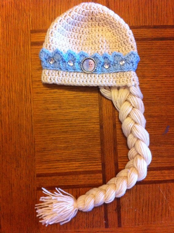 Hey, I found this really awesome Etsy listing at http://www.etsy.com/listing/179199515/elsa-frozen-inspired-beanie-made-to