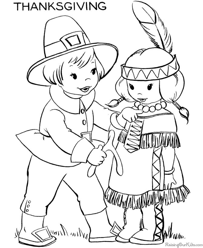 Thanksgiving Coloring Pages Placemat Coloring Pages