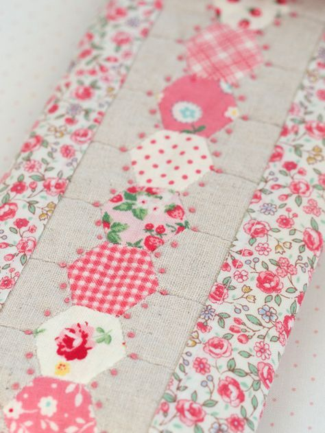 garden path slim case ~ a little summer project - Pretty by Hand -