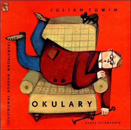 """Okulary"" – JulianTuwim, Bohdan Wróblewski"