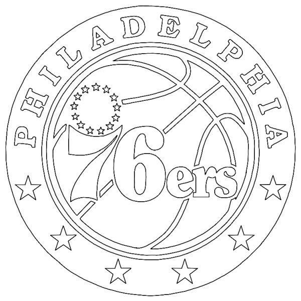 Philadelphia 76ers Logo In 2020 Philadelphia 76ers 76ers Nba Logo