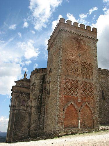 Castillo de Aracena, Huelva, Spain.  http://www.costatropicalevents.com/en/costa-tropical-events/andalusia/welcome.html
