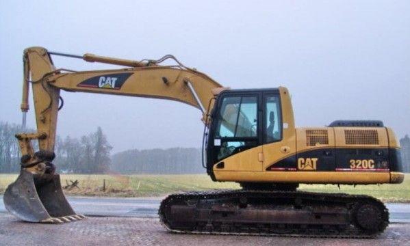 Free Caterpillar Cat 320c L Excavator Prefix Dbg Service Repair Manual Dbg00001 And Up Repair Manuals Hydraulic Systems Repair