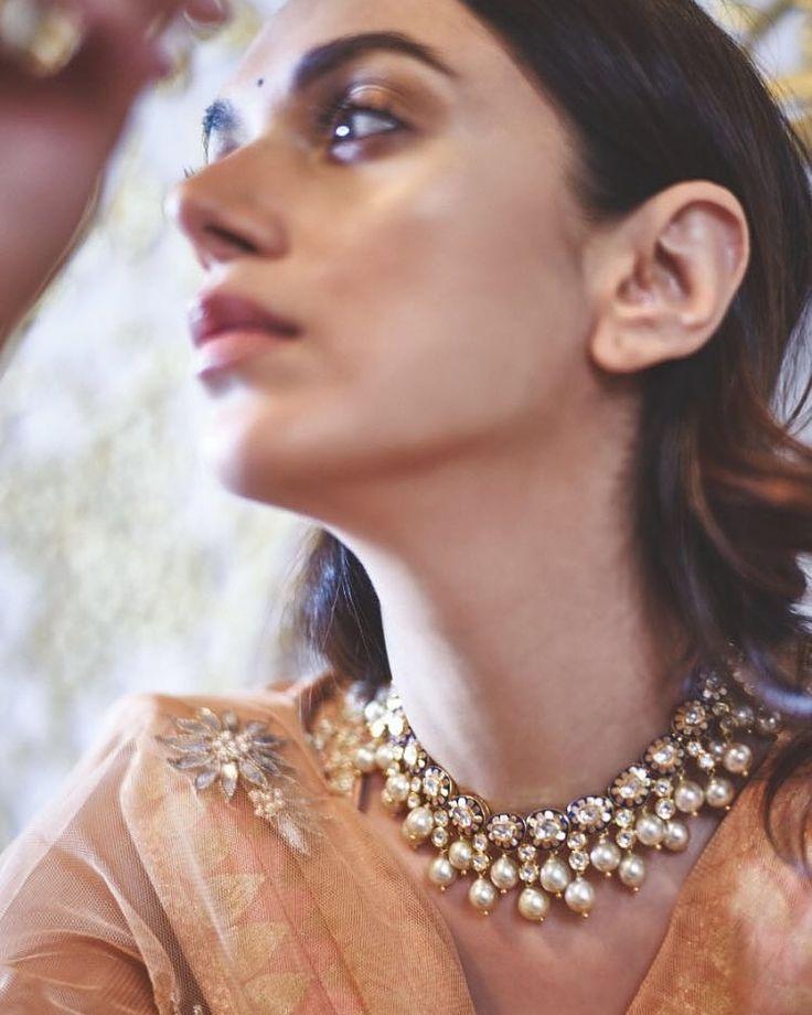 #anitadongrepinkcity #anitadongre #summer16 #aditiraohydari #editorial #signature #gotapatti #rajasthan #heritage #bridal #Indian #ensemble #pinkcity #necklace #jetgems #jewellery #handcrafted #vintage #luxury #elegant #bridal #regal #jadau #preciousjewellery #pearls #uncutdiamonds #fashion #aditiraohydari #bollywood #celebrityfashion
