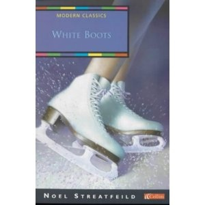 """One of the books in Noel Streatfield's """"Shoe"""" series. This is one of my favourite."""
