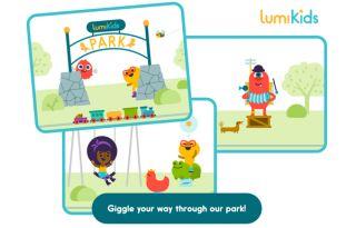 2015 Kapi Awards--Best pre-reader children's apps