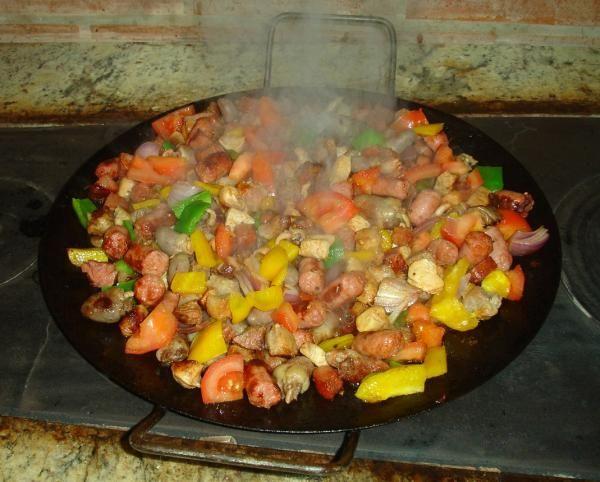 Entrevero gaúcho #receita #comida #receitacaseira #entrevero #comidabrasileira #carne #receitadecarne