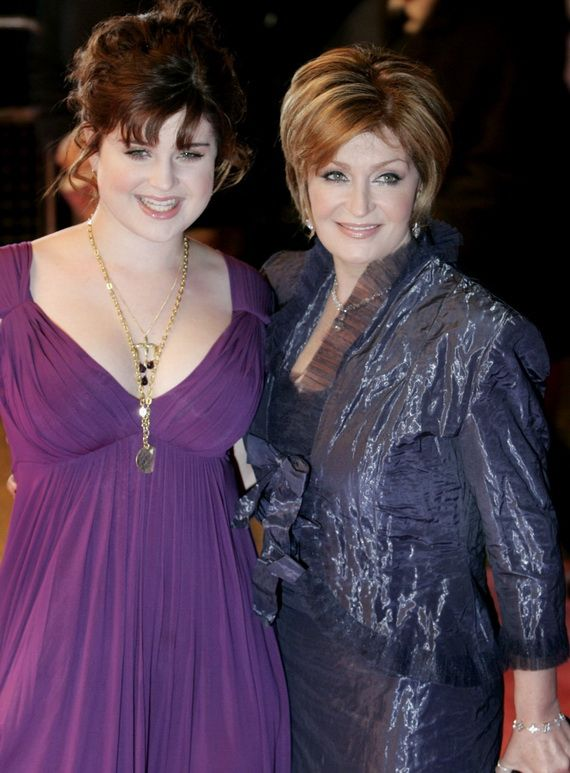 Sharon Osbourne , or as she has been known before Sharon Arden, is one of the most famous and glamorous female celebrity in England and America. Beside being the wife of the super star Ozzy