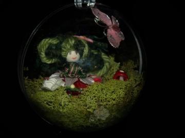 Bubble Garden #13 by FaerieNursery for $40.00