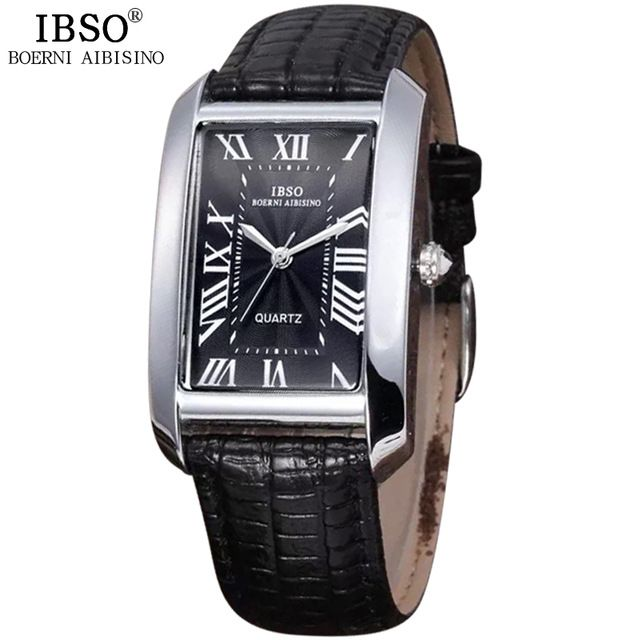 We love it and we know you also love it as well IBSO 2017 New Date Casual Top Quality Watch The Man Business Office Leather Band Mens Watches Travel Original Erkek Kol Saati just only $21.88 with free shipping worldwide  #menwatches Plese click on picture to see our special price for you