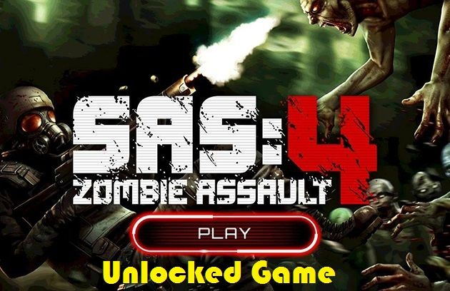 Download SAS Zombie Assault 4 Mod Apk Game | APK Fighting