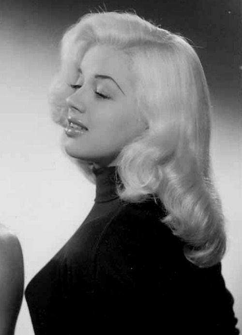 Diana Dors in 'A Kid For Two Farthings', 1955.